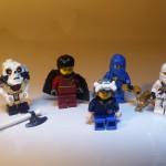 Toy Brick store mini figures